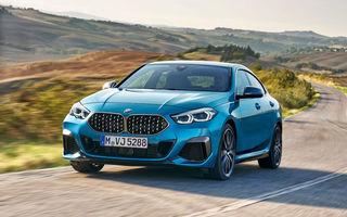 BMW Seria 2 Gran Coupe poate fi comandat în România: rivalul lui Mercedes-Benz CLA are un preț de pornire de 29.750 de euro