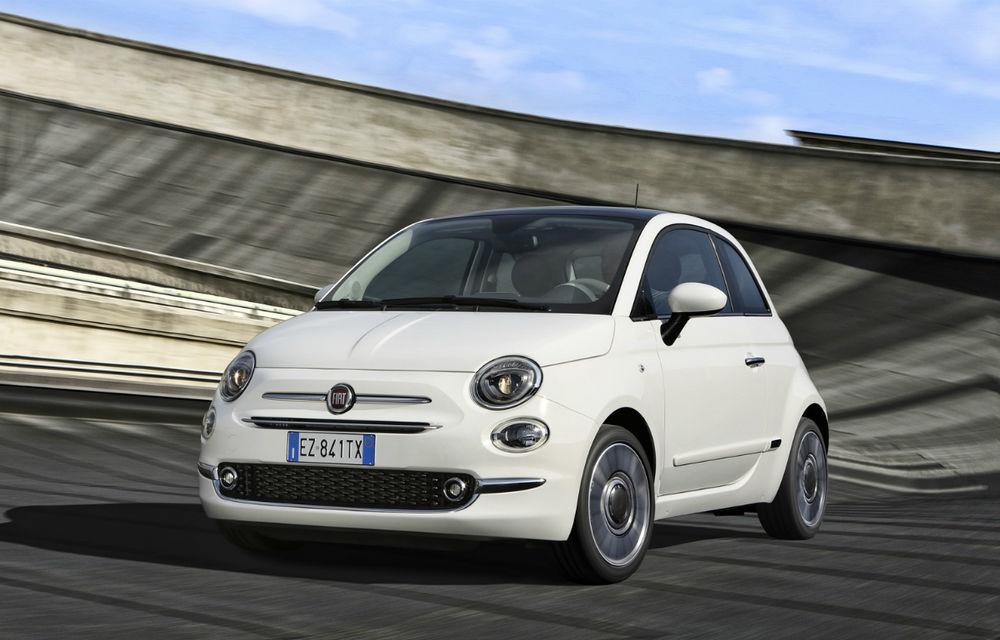 Fiat lansează versiuni micro-hibride pentru 500 și Panda: italienii spun că emisiile sunt reduse cu 30% - Poza 1