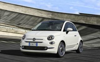 Fiat lansează versiuni micro-hibride pentru 500 și Panda: italienii spun că emisiile sunt reduse cu 30%