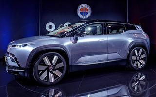 SUV-ul electric Fisker Ocean a fost prezentat la târgul de tehnologie CES 2020: autonomie de până la 480 de kilometri și preț de pornire mai mic de 40.000 de dolari