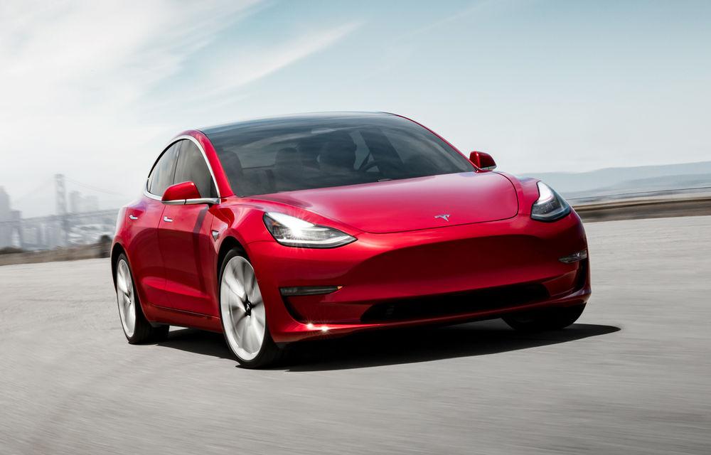 Tesla, cel mai valoros producător auto american: valoare de piață de 81 miliarde de dolari, mai mult decât Ford și GM la un loc - Poza 1