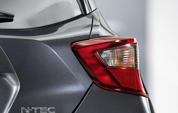 Nissan a lansat o ediție specială pentru Qashqai, X-Trail și Micra: N-Tec aduce noutăți de design și mai multă tehnologie - Poza 10