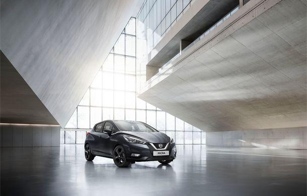 Nissan a lansat o ediție specială pentru Qashqai, X-Trail și Micra: N-Tec aduce noutăți de design și mai multă tehnologie - Poza 15