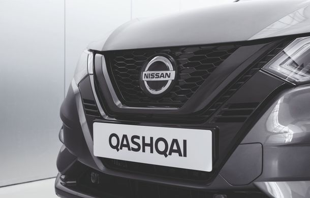 Nissan a lansat o ediție specială pentru Qashqai, X-Trail și Micra: N-Tec aduce noutăți de design și mai multă tehnologie - Poza 2
