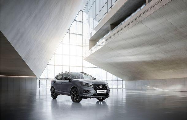 Nissan a lansat o ediție specială pentru Qashqai, X-Trail și Micra: N-Tec aduce noutăți de design și mai multă tehnologie - Poza 6