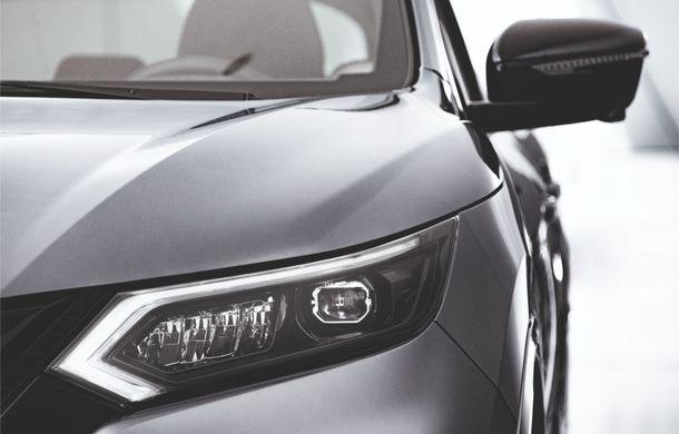 Nissan a lansat o ediție specială pentru Qashqai, X-Trail și Micra: N-Tec aduce noutăți de design și mai multă tehnologie - Poza 3