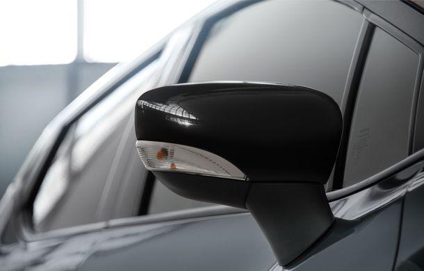 Nissan a lansat o ediție specială pentru Qashqai, X-Trail și Micra: N-Tec aduce noutăți de design și mai multă tehnologie - Poza 13
