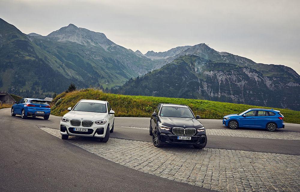 BMW introduce în gamă X2 xDrive25e: versiunea plug-in hybrid dezvoltă 220 CP și promite o autonomie electrică de până la 57 de kilometri - Poza 2