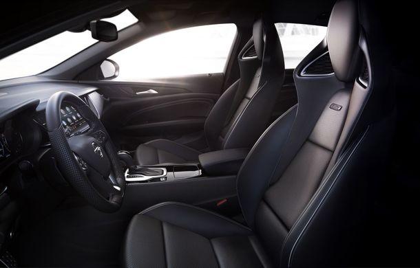 Opel Insignia facelift a fost prezentat la Bruxelles: motorizări diesel și benzină cu puteri cuprinse între 122 și 200 CP. Versiunea GSi propune 230 CP și cutie automată cu 9 trepte - Poza 14