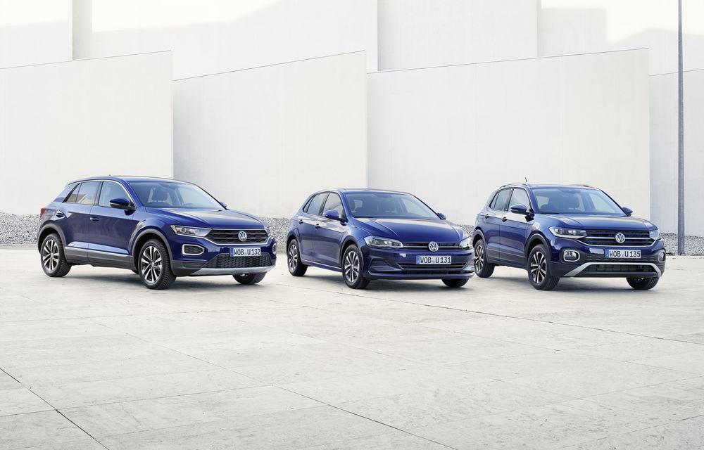 Volkswagen se pregătește pentru Euro 2020: germanii lansează ediția specială United pentru 10 modele - Poza 1