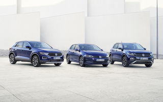 Volkswagen se pregătește pentru Euro 2020: germanii lansează ediția specială United pentru 10 modele