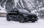 Modificări pentru Audi SQ8 din partea ABT Sportsline: motorul diesel V8 oferă acum 510 CP și 970 Nm
