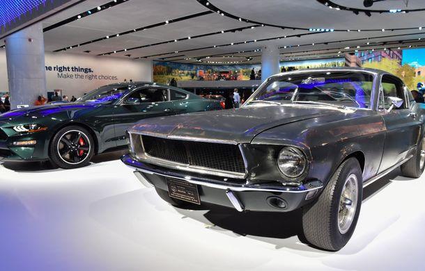 Cel mai scump Mustang din istorie este cel condus de Steve McQueen în filmul Bullitt: exemplarul a fost vândut la licitație pentru 3.7 milioane de dolari - Poza 6