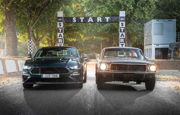 Cel mai scump Mustang din istorie este cel condus de Steve McQueen în filmul Bullitt: exemplarul a fost vândut la licitație pentru 3.7 milioane de dolari - Poza 5