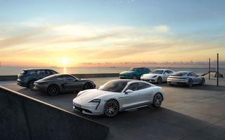 Livrările Porsche în 2019 au trecut de 280.000 de unități: nemții au încheiat anul cu o creștere de 10%