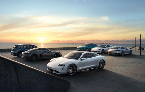 Livrările Porsche în 2019 au trecut de 280.000 de unități: nemții au încheiat anul cu o creștere de 10% - Poza 1