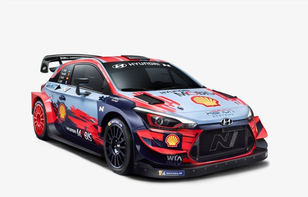 Campionatul Mondial de Raliuri 2020: constructorii au prezentat mașinile și echipajele cu care atacă cele 14 raliuri ale sezonului - Poza 17