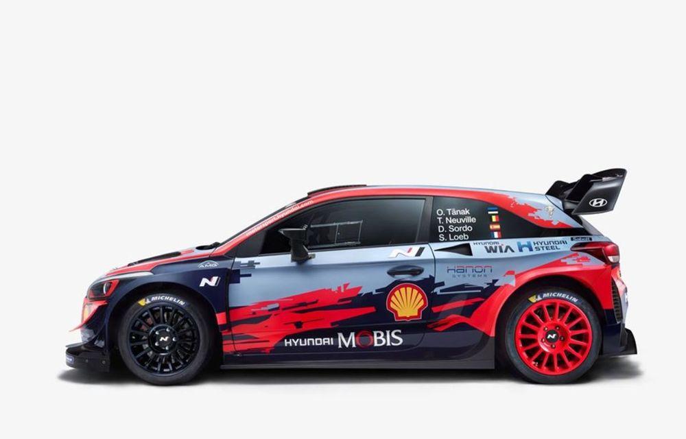 Campionatul Mondial de Raliuri 2020: constructorii au prezentat mașinile și echipajele cu care atacă cele 14 raliuri ale sezonului - Poza 15
