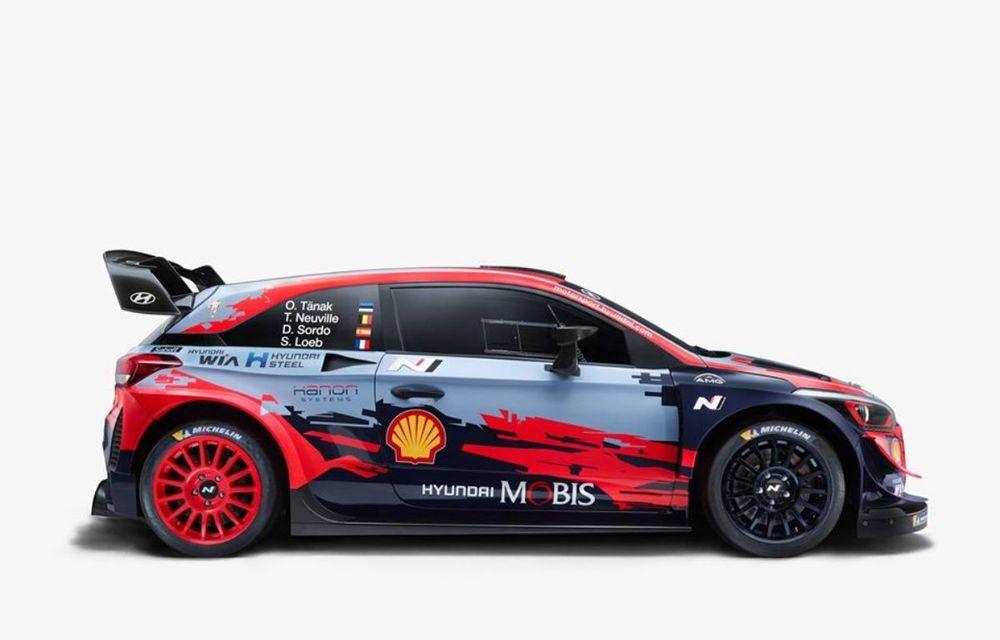 Campionatul Mondial de Raliuri 2020: constructorii au prezentat mașinile și echipajele cu care atacă cele 14 raliuri ale sezonului - Poza 13