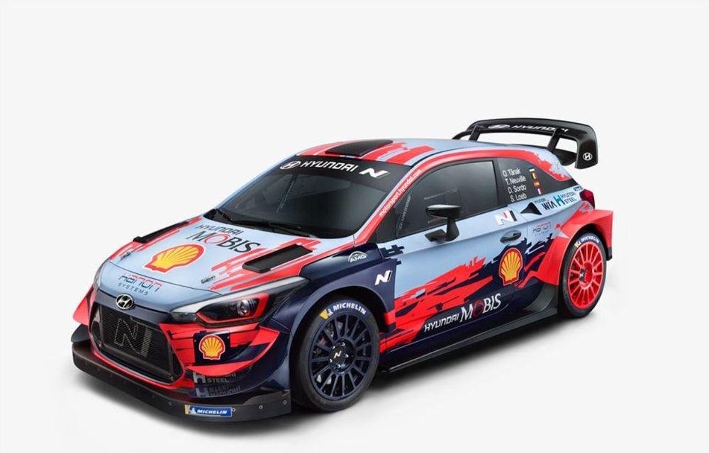 Campionatul Mondial de Raliuri 2020: constructorii au prezentat mașinile și echipajele cu care atacă cele 14 raliuri ale sezonului - Poza 18