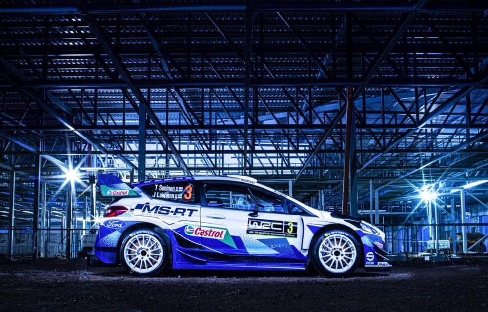 Campionatul Mondial de Raliuri 2020: constructorii au prezentat mașinile și echipajele cu care atacă cele 14 raliuri ale sezonului - Poza 9