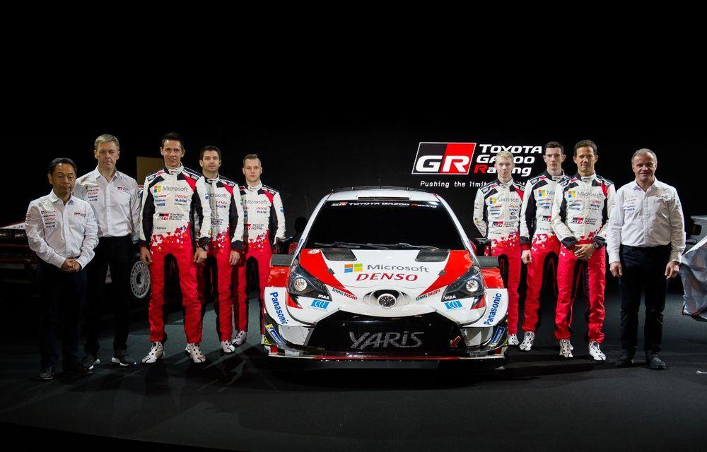 Campionatul Mondial de Raliuri 2020: constructorii au prezentat mașinile și echipajele cu care atacă cele 14 raliuri ale sezonului - Poza 2