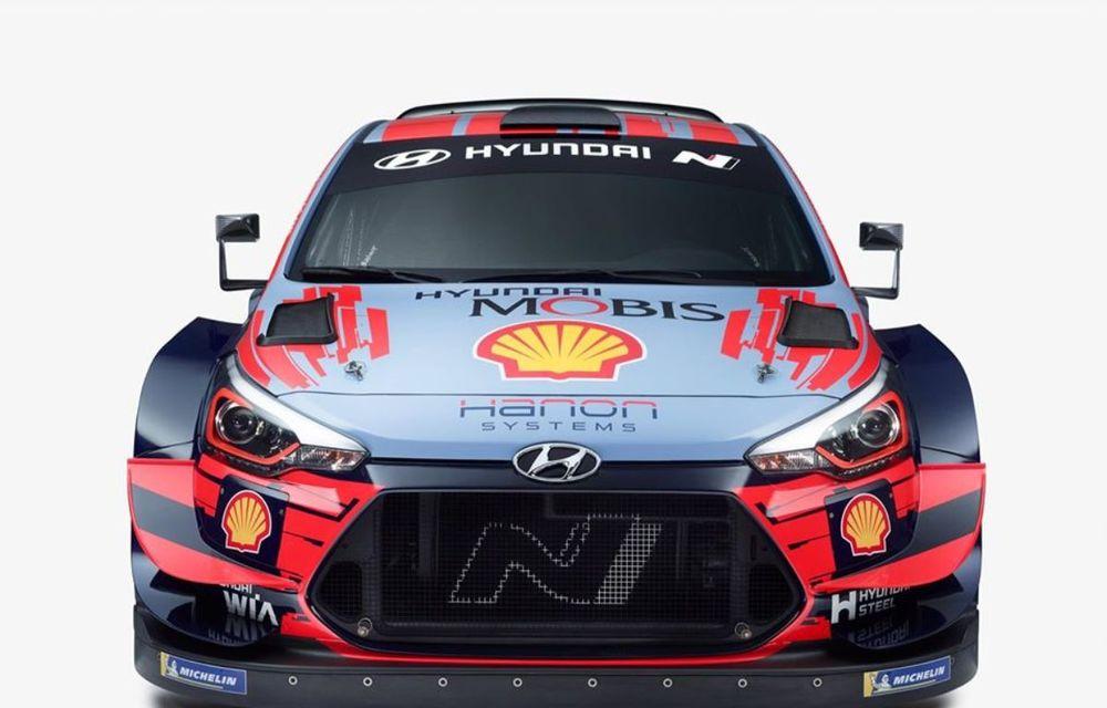 Campionatul Mondial de Raliuri 2020: constructorii au prezentat mașinile și echipajele cu care atacă cele 14 raliuri ale sezonului - Poza 19