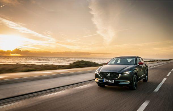 Mazda MX-30 sub lupă: am condus prototipul primului model electric Mazda - Poza 18