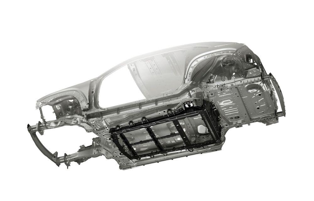 Mazda MX-30 sub lupă: am condus prototipul primului model electric Mazda - Poza 32