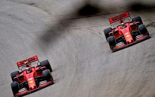 """Leclerc exclude un nou acroșaj cu Vettel pe circuit: """"Ne-am maturizat, astfel de incidente nu se vor mai întâmpla"""""""