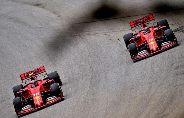 """Leclerc exclude un nou acroșaj cu Vettel pe circuit: """"Ne-am maturizat, astfel de incidente nu se vor mai întâmpla"""" - Poza 1"""