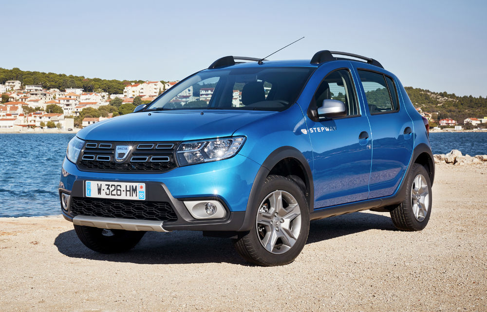 Dacia Sandero, locul doi în topul celor mai înmatriculate modele în Spania în 2019: aproape 34.000 de unități - Poza 1