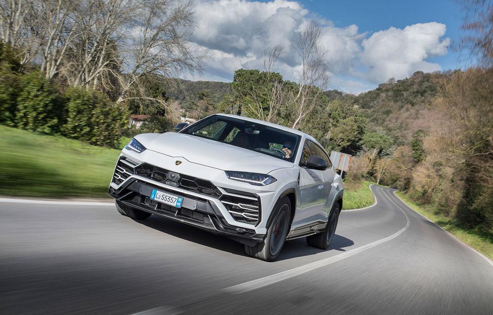 Record pentru Lamborghini: peste 8.200 de mașini livrate în 2019, în creștere cu 43%. Urus s-a apropiat de 5.000 de unități - Poza 1