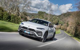 Record pentru Lamborghini: peste 8.200 de mașini livrate în 2019, în creștere cu 43%. Urus s-a apropiat de 5.000 de unități