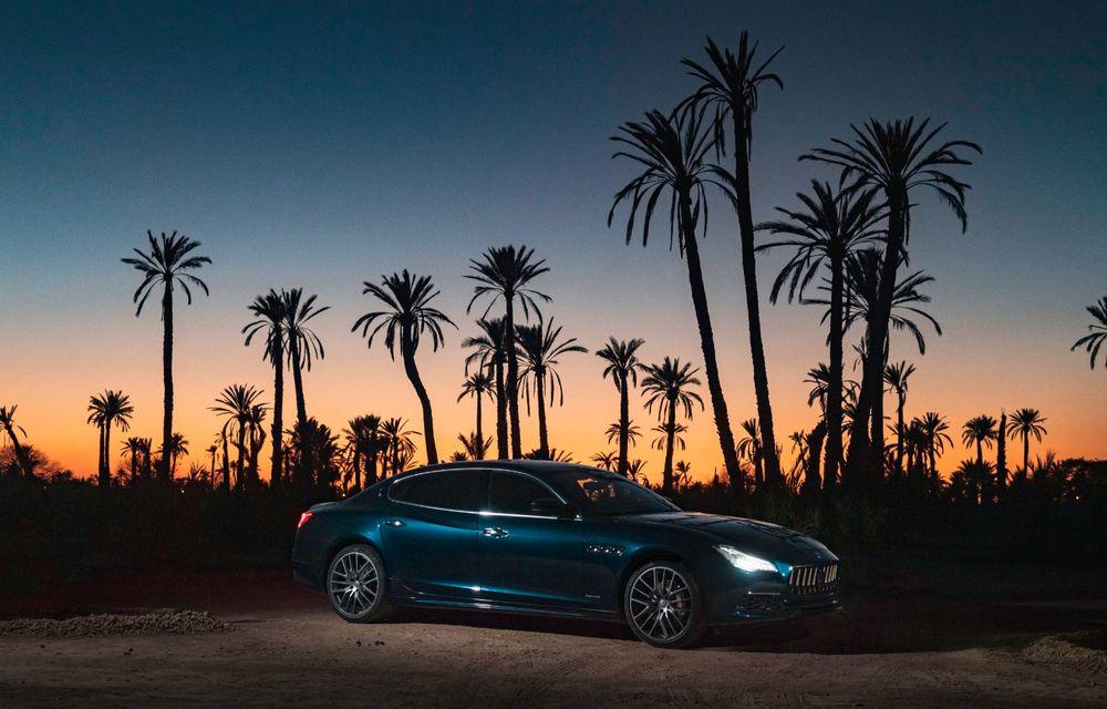 Maserati lansează ediția specială Royale pentru Quattroporte, Levante și Ghibli: producție de doar 100 de exemplare - Poza 7
