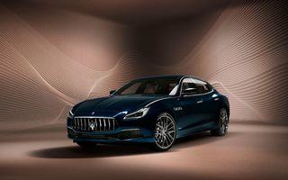 Maserati lansează ediția specială Royale pentru Quattroporte, Levante și Ghibli: producție de doar 100 de exemplare