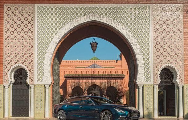 Maserati lansează ediția specială Royale pentru Quattroporte, Levante și Ghibli: producție de doar 100 de exemplare - Poza 11