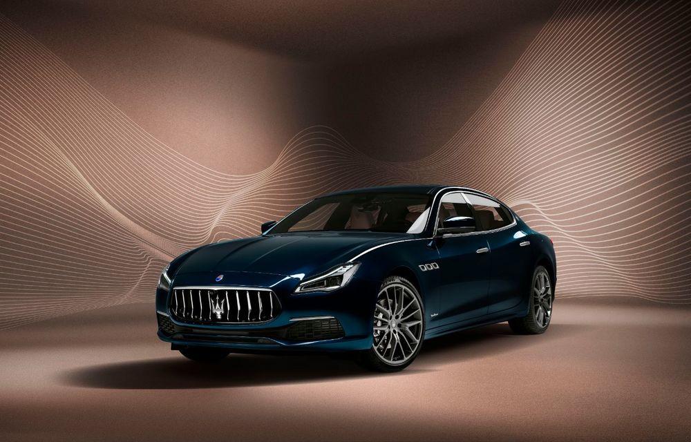 Maserati lansează ediția specială Royale pentru Quattroporte, Levante și Ghibli: producție de doar 100 de exemplare - Poza 6