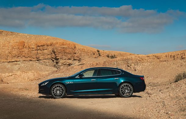 Maserati lansează ediția specială Royale pentru Quattroporte, Levante și Ghibli: producție de doar 100 de exemplare - Poza 4