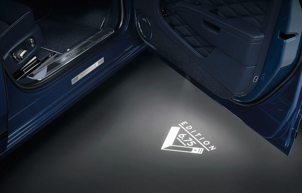 Cântec de lebădă: Bentley prezintă Mulsanne 6.75 Edition by Mulliner. Producția modelului britanic va lua sfârșit în primăvara acestui an - Poza 6