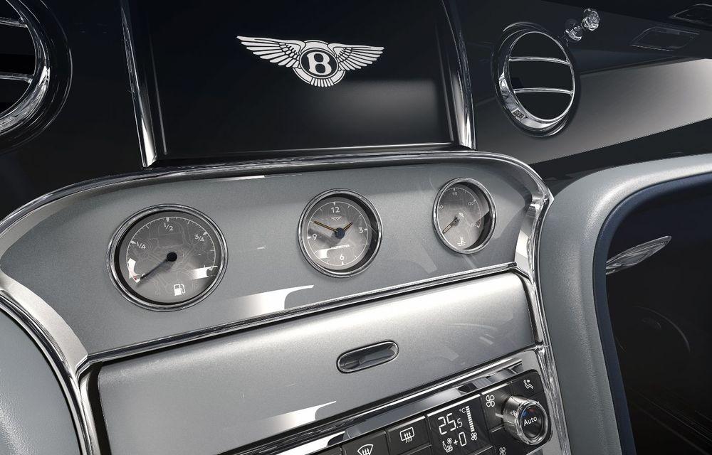 Cântec de lebădă: Bentley prezintă Mulsanne 6.75 Edition by Mulliner. Producția modelului britanic va lua sfârșit în primăvara acestui an - Poza 10