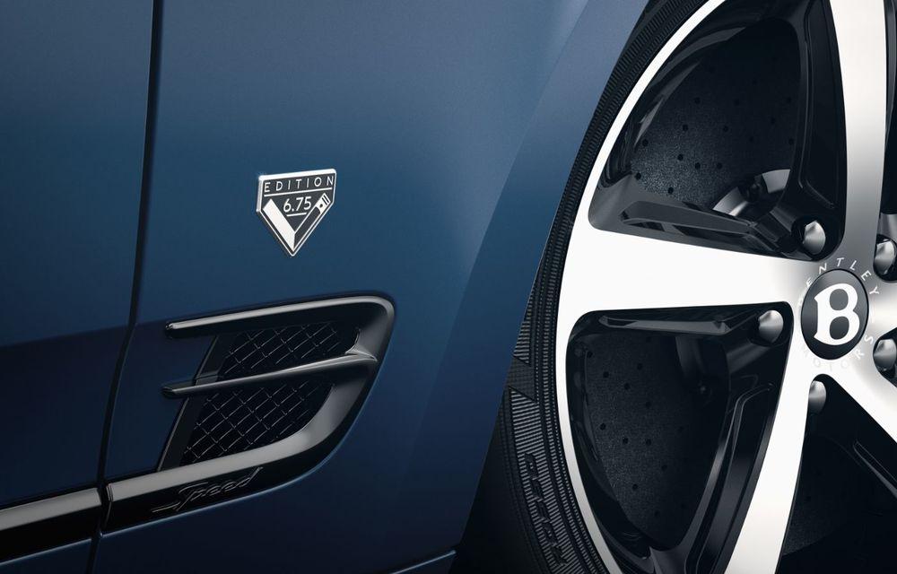 Cântec de lebădă: Bentley prezintă Mulsanne 6.75 Edition by Mulliner. Producția modelului britanic va lua sfârșit în primăvara acestui an - Poza 5
