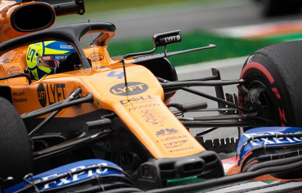 """McLaren va prezenta noul monopost pentru sezonul 2020 în 13 februarie: informația, """"dezvăluită accidental"""" într-un clip video - Poza 1"""