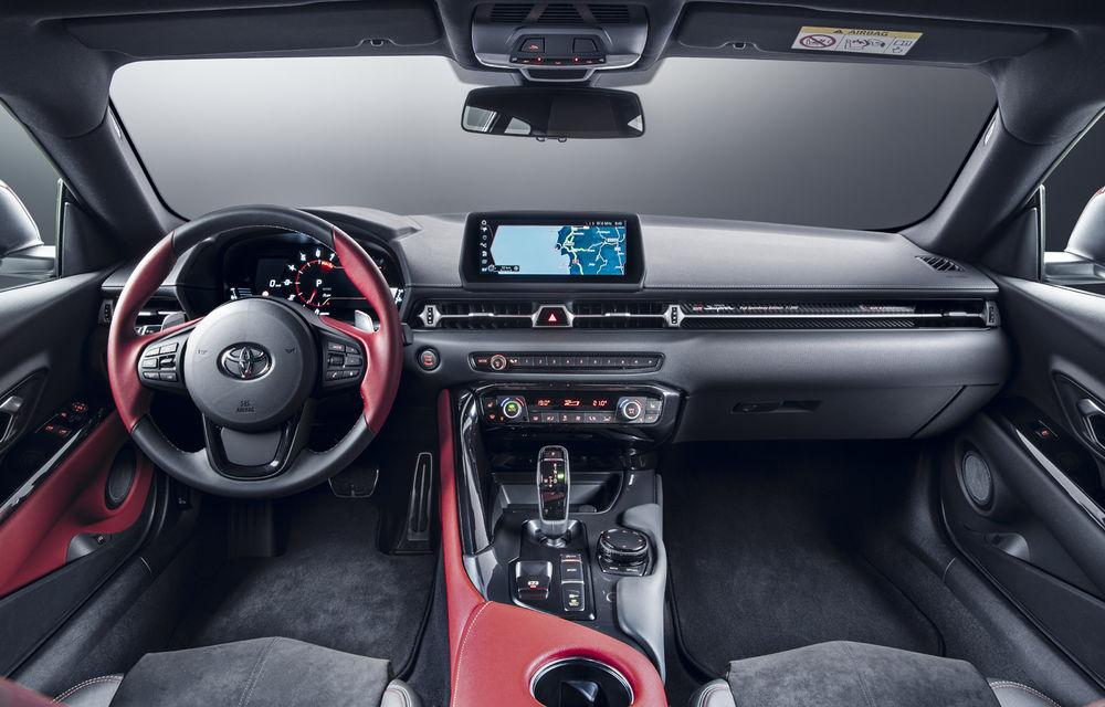 Toyota GR Supra primește un nou motor pe piața europeană: 2.0 litri și 258 de cai putere - Poza 9
