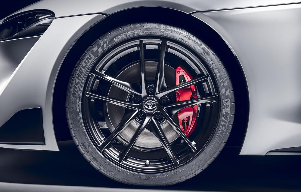 Toyota GR Supra primește un nou motor pe piața europeană: 2.0 litri și 258 de cai putere - Poza 7