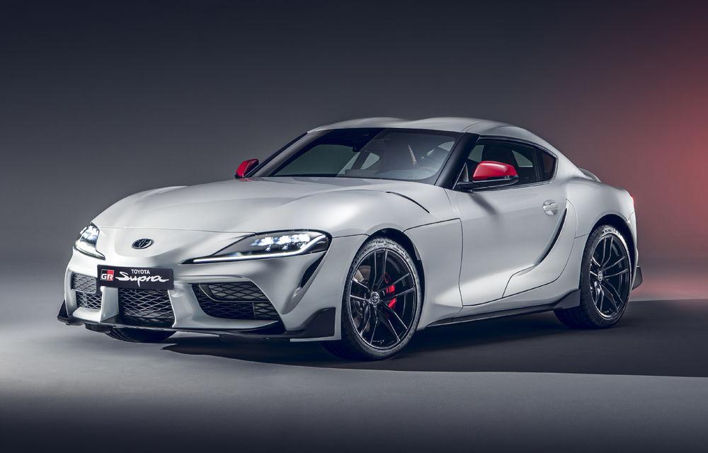 Toyota GR Supra primește un nou motor pe piața europeană: 2.0 litri și 258 de cai putere - Poza 1