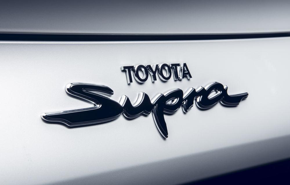 Toyota GR Supra primește un nou motor pe piața europeană: 2.0 litri și 258 de cai putere - Poza 8