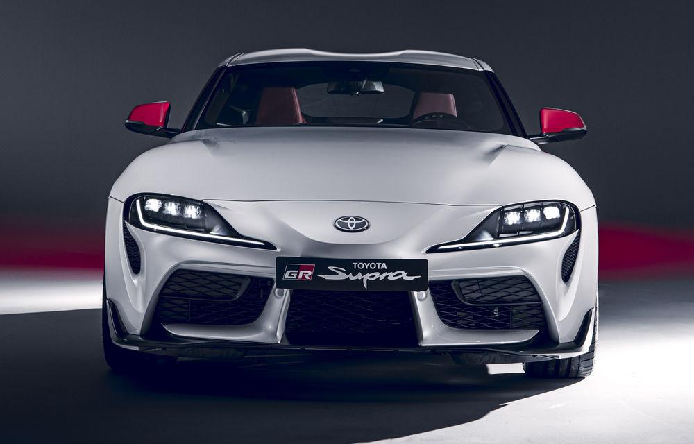 Toyota GR Supra primește un nou motor pe piața europeană: 2.0 litri și 258 de cai putere - Poza 5
