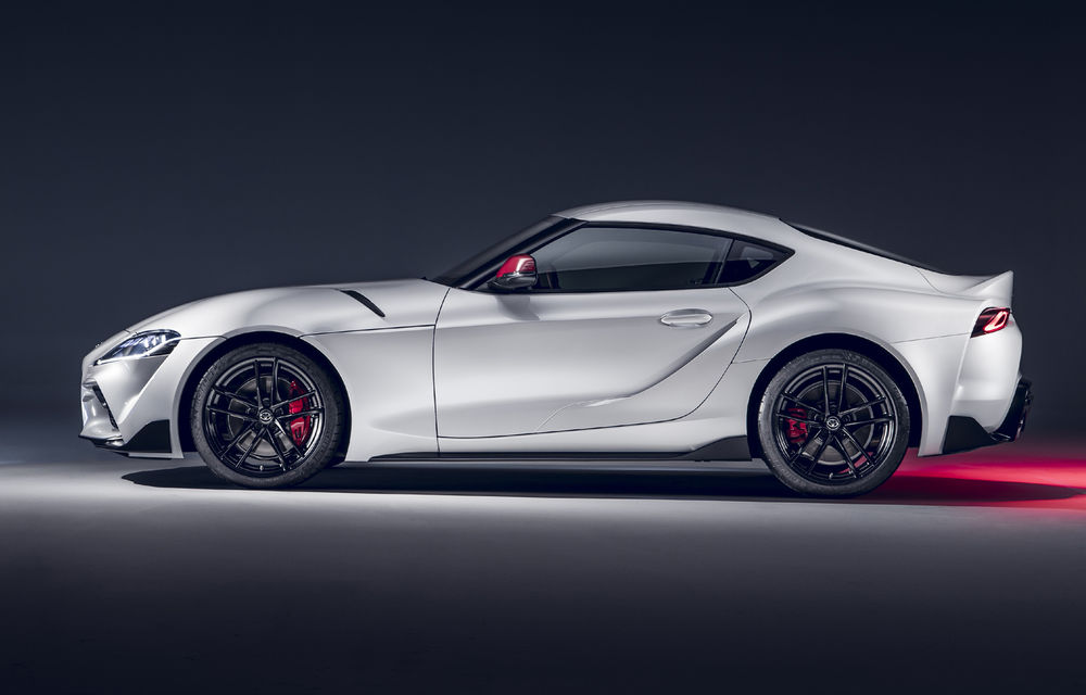 Toyota GR Supra primește un nou motor pe piața europeană: 2.0 litri și 258 de cai putere - Poza 3