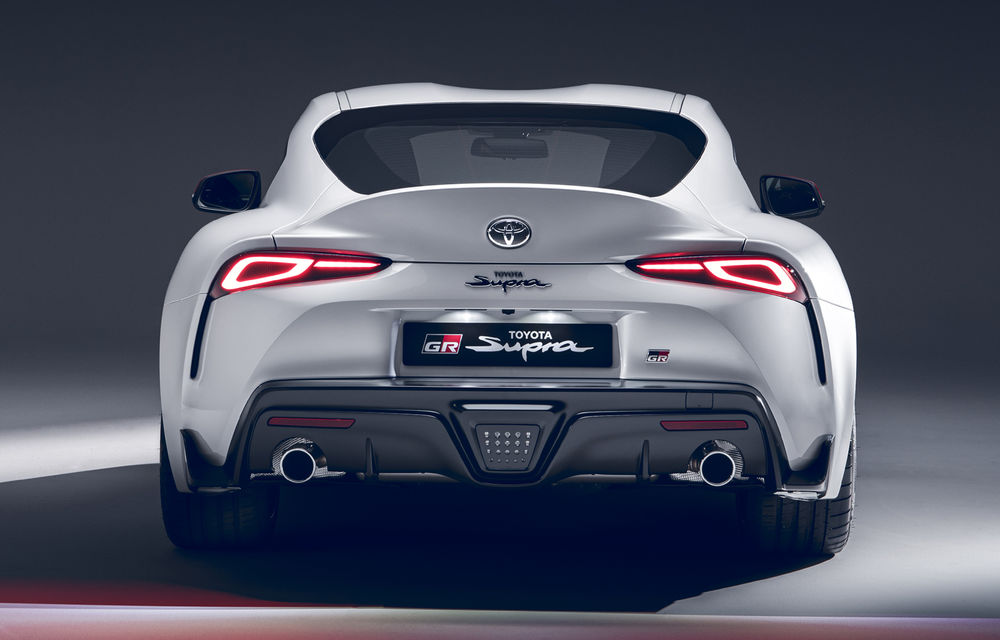 Toyota GR Supra primește un nou motor pe piața europeană: 2.0 litri și 258 de cai putere - Poza 4